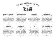 Jobbe som designer