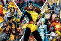 Marvel Universe / Marvel Comics Universe / by Nick Argento