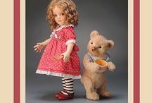 Beautiful dolls / by Ingrid van Waes