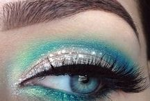 Make up ,hairstyles and decorated nails