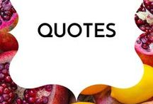 Quotes / Here's some inspiration for you on your holistic nutrition journey. You got this!
