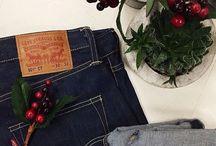 """Levi's / Levi Strauss & Co. tarafından 1873 yılında icat edilen Levi's® jean'ler bugün de klasik Amerikan tarzının ve """"cool"""" görünümün simgesi."""