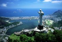 Rio De Janeiro / Here are some photos of landscape and the carnival, in the capital in Brazil.