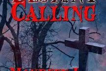 Novel- Destiny Calling / My paranormal romance available now at The Wild Rose Press, Amazon and other online book stores