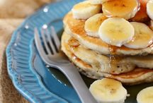 Pancake Love / Pancakes are great for breakfast, lunch, dinner and even dessert!