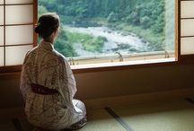 Japanese Ryokan and Onsen Hot Springs / Japanese Inns that are worth visiting and experiencing.