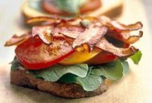 Sandwich Ideas / What's easier and tastier than a sandwich? A collection of great sandwich ideas