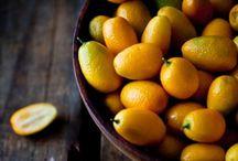 Yellow Food / Edible yellow things!