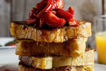 French Toast Feast / So many types of French toast to try in one lifetime.