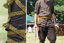 Early Medieval Stuff / Children's re-enactment garb is a board of its own