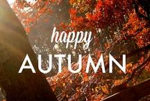 Autumn Love / Everything We Love About Autumn.