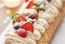 Sweets & Desserts / by MarekynsWardrobe