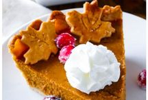 Thanksgiving Day Food / Here are some ideas for this year's Thanksgiving Day.