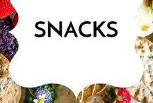 Snacks / Healthy gluten-free, dairy-free, low sugar real food snack recipes.
