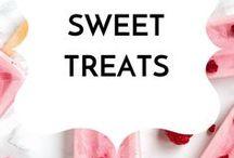 Sweet Treats / Healthy gluten-free, dairy-free, low sugar real food dessert recipes.