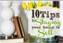 Home Staging / #Homestagining is essential in selling your home.