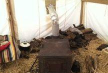 Medieval Camp Ideas