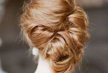 Wedding Inspiration / Hairstyles for the most beautiful day of your life ♥♥♥