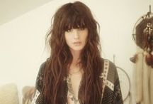 Boho Hairstyles / We do love Boho and here are the best hairstyles to express your bohemian self!