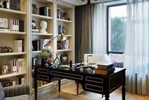 Home Offices and Libryries
