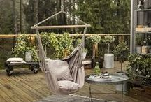 Outdoor Living Spaces / Every back-yard has the potential to be extraordinary - even yours! Look here for some inspirational ideas... #ExclusiveLiving