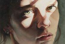 Art - Aquarelle portraits & figurative