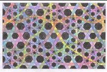 Kleurkaarten/-platen