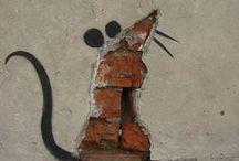 Art - Street & graffiti