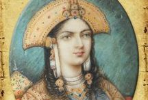 Mughal Queens and Princesses / This boards contains images of Wives & Daughters of Mughal Emperors