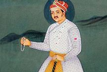 Akbar, the Great Mughal / Pictures of Jalal-ud-din Muhammad Akbar, popularly known as Akbar the Great, the third Mughal Emperor (1556-1605)
