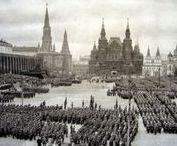 Moscow old photos