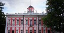 Pushkin Museum in Bolshie Vyazemy