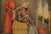 Babur, An Empire Builder of the 16th Century / Zahir-ud-din Muhammad Babur (1526-1530) was the founder of the Mughal Empire