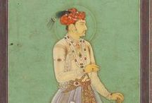 Salim LATER Jahangir / Mughal Emperor Akbar's son was born with the blessings of the famous Sufi saint Shaikh Salim Chishti. As a mark of admiration, Akbar named his eldest son Salim. After the death of Akbar the Great, Salim ascended the throne under the title of Jahangir (1605-1627)
