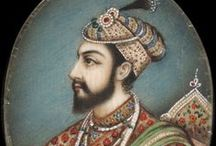Shah Jahan, the Great Builder / Shahab-ud-din Muhammad Shah Jahan (1628-1658) was the fifth Mughal Emperor. Under him the Mughal architecture reached its peak. The most famous among them is the Taj Mahal which was built for his favorite wife Mumtaz Mahal.