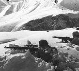 WW2 Caucasus Mountains