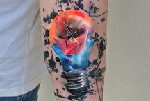 Cool Tattoos / by Joel Mendez