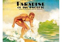 Vintage Hawaiian Posters / Vintage Hawaiian Posters & Images