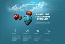 Wordpress design by Webvilla / Wordpress design