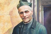 Beato Miguel Rua / Don Miguel Rua es el primer sucesor de San Juan Bosco.   Es una figura importante para conocer más sobre la historia de Don Bosco y la Congregación Salesiana.