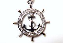 Navy Jewelry / Navy Jewelry I like -  #Navy #earrings #rings #bracelets #pendants