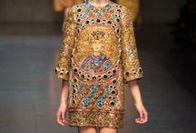 Dolce & Gabbana Automne Hiver 2014