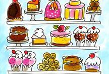 Desserts / by Sabine