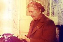 Agatha Christie / by Dianne Snider