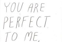 To my followers / Never ever forget who you are. Be you and don't be ashamed in it. / by Verified Band Geek