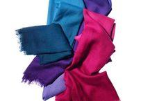 Scarfs & shawls.