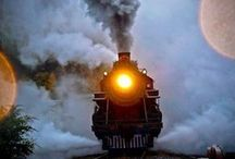 Luxury trains.