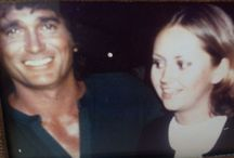 Meeting Michael Landon back in 1979! / Met Michael in the MGM studio in 1979! Friends of my parents invited my husband and me (our honeymoon) to see the making of little house on the prairie! Everybody was so friendly to us.....we talked with Michael, Melissa Gilbert, and all others!! Never forget that day!!!