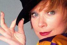 Shirley MacLain.