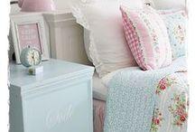 decoración / tonos pastel / pastels